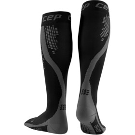 cep Nighttech Calcetines Mujer, black